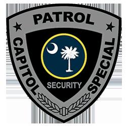 Capitol special patrol logo