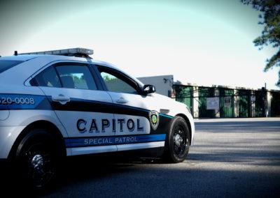 Capitol Special Patrol Car