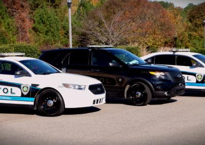 Capitol Special Patrol Cars